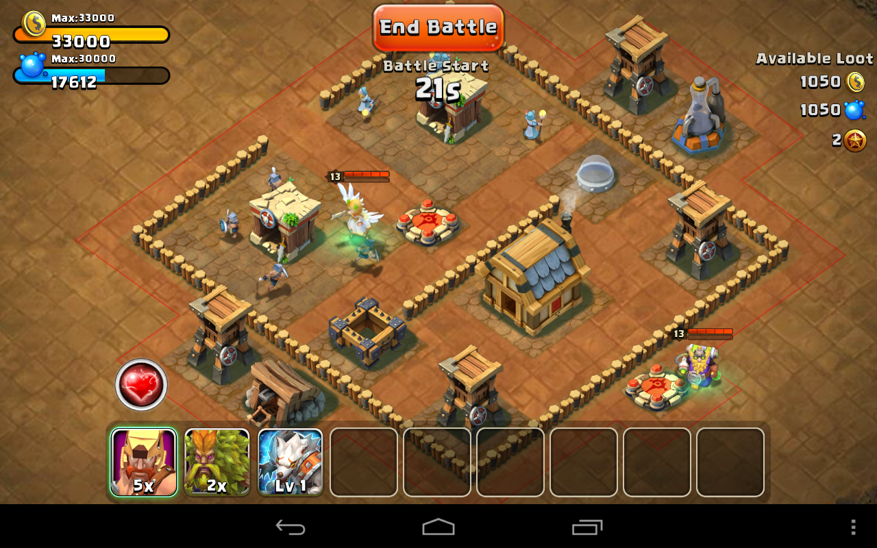 castle clash hack apk pc
