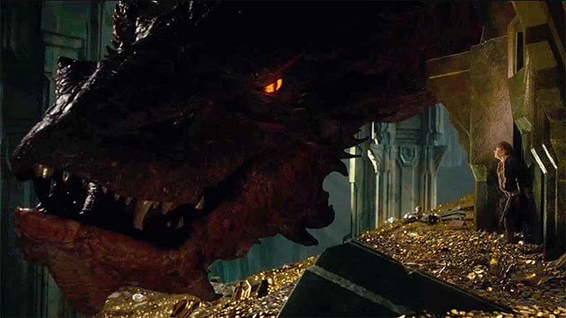 Hobbit Smaug