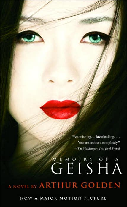 memoira of a geisha